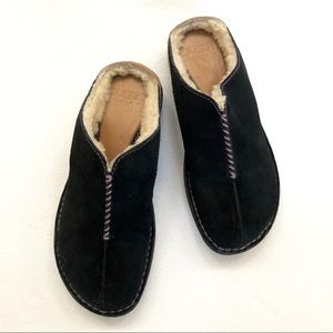 Authentic Ugg Leather Clogs